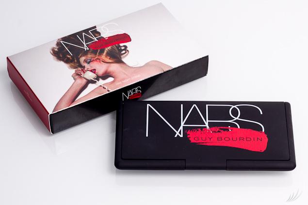 One night Stand Blush Palette, Nars. - Noelia Fuentes Make Up Artist