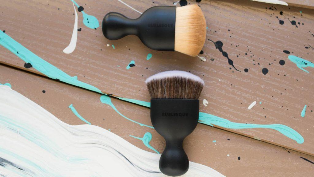 Burlesque pincel Maquillaje Maquilladora malaga