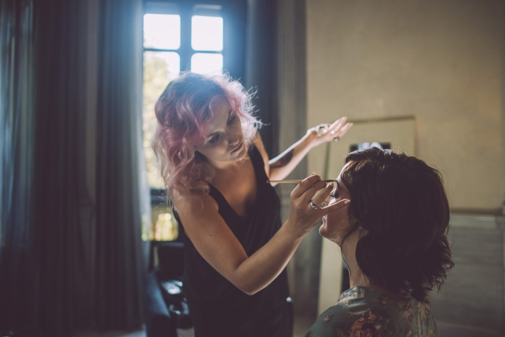 maquillaje malaga